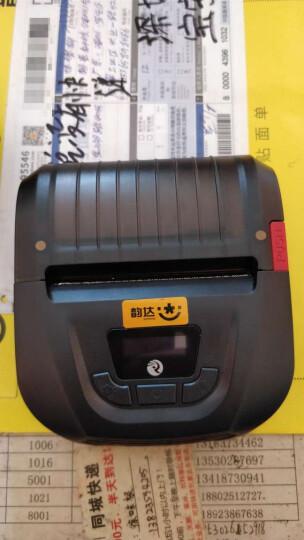 巨行PP801蓝牙便携手持式电子面单打印机天天申通中通圆通申通韵达天天快递 申通版+腰包+5卷纸+笔  申通快递员APP 晒单图