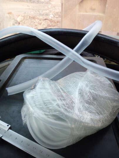 满城花 牛筋水管 4分6分1寸牛筋管子牛筋软管胶皮管抗冻管自来水管花园水管塑料软管 水管接头 4分 6分 1寸  需要备注 晒单图
