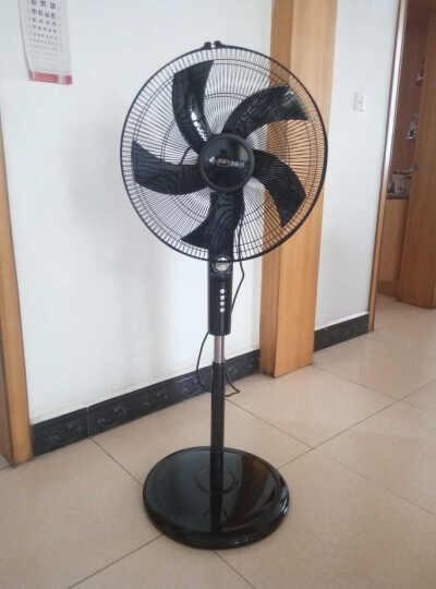 美菱(MeiLing) 电风扇五叶静音落地扇 45A-26 机械款 晒单图