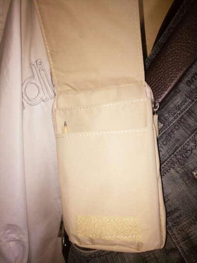 圣迪威(Sendio)运动手机臂包臂套跑步运动臂带男女包壳臂袋iPhone6s/苹果8Plus/7/x 5.2-6.0英寸 黑色 晒单图