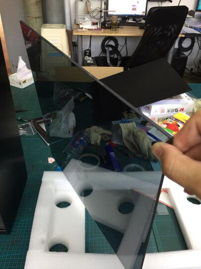 乔思伯(JONSBO)RM4 黑色 ATX机箱 (支持ATX主板/ATX电源/全铝外壳/5.0厚度钢化玻璃侧板) 晒单图