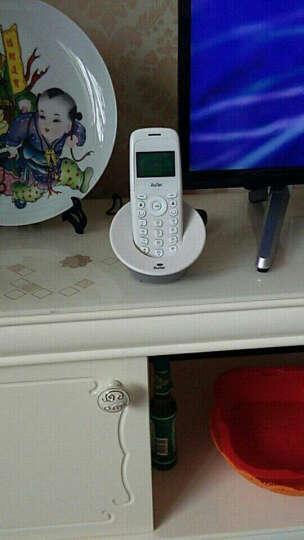 瑞恒 无绳电话机固话无线座机办公家用移动联通铁通插卡坐机会议加密卡老人机 5811移动手机卡版 晒单图