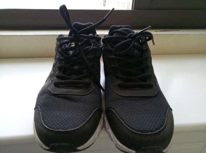 特步鞋垫男女2017夏季新品舒适透气柔软垫 荧光绿 39 晒单图