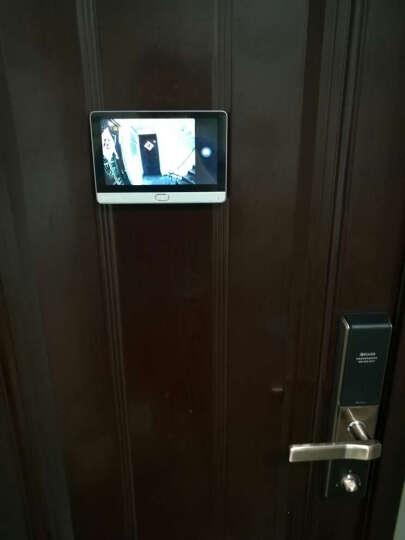 移康智能(eques) 移康智能指纹锁家用密码锁智能锁木门防盗大门锁智能手机远程开锁猫眼 智能猫眼带开锁R23E[不单卖需要配门锁联动] 晒单图