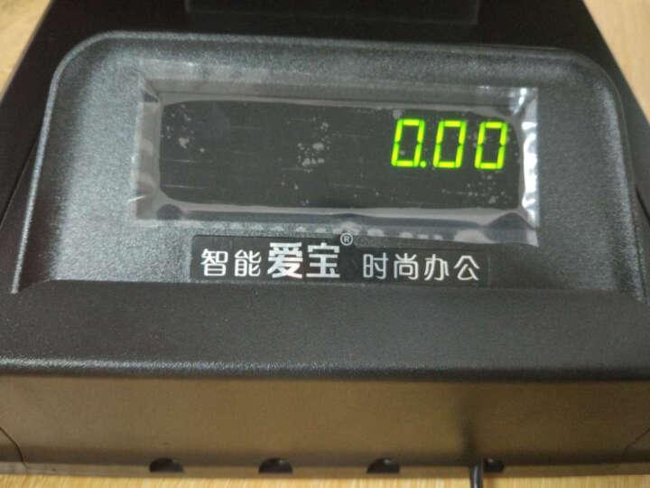 爱宝(Aibao) AB-9800收银机一体机 触摸屏收款机点餐机 餐饮酒楼商超奶茶汽车 基础配置(32-1 XP) 单机 晒单图