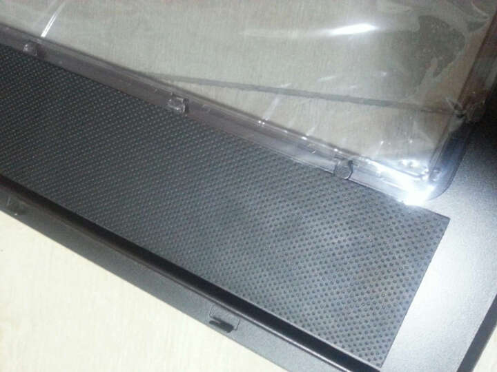 追风者(PHANTEKS) 416PSW侧透主动静音版 黑色 ATX侧透RGB水冷机箱(RGB灯控/温控配2把风扇/支持280水冷) 晒单图