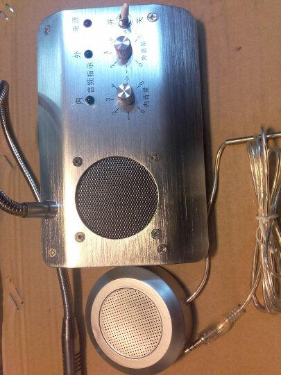 和馨 窗口双向对讲机CK-0908高保真铝合金内外音量可独立调节 关闭 美观耐用质保3年 晒单图