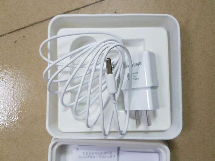 三星(SAMSUNG)Type-C充电器 原装快充套装 2.0接口二合一手机充电器 15W快速充电 通用华为P20/荣耀10 晒单图