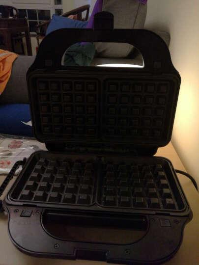 红心(Hongxin)多功能电饼铛煎烤机可更换烤盘蛋糕机SW-93 不锈钢色 晒单图