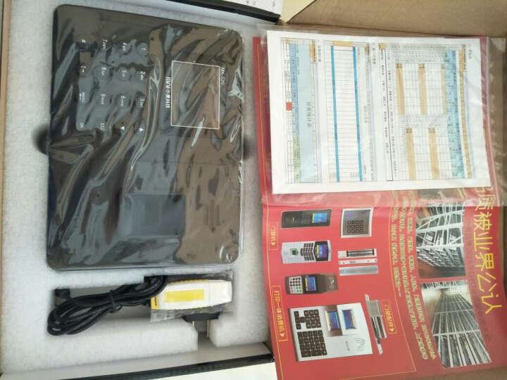Mai MK520指纹打卡机 考勤机 上班打卡机考勤机指纹 免软件安装 MK520+送专用U盘 晒单图