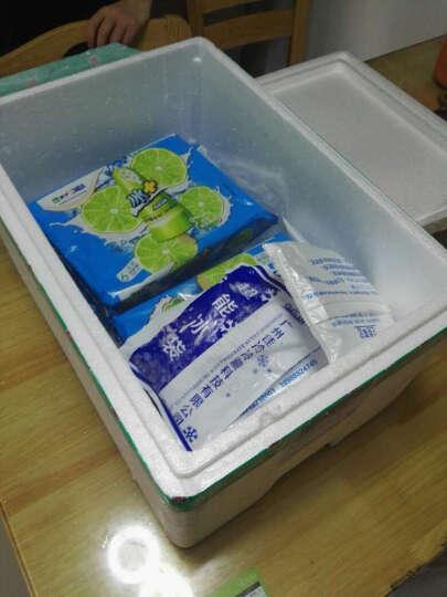 蒙牛 冰+ 棒冰 75g*6支 绚彩冰柠檬香草口味 (2件起售) 晒单图