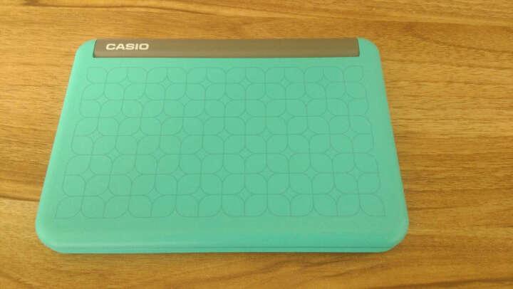 卡西欧(Casio) casio卡西欧电子词典E-Y99 英语英汉辞典EY99出国翻译机 E-Y99LG糖果绿 送大礼包 晒单图