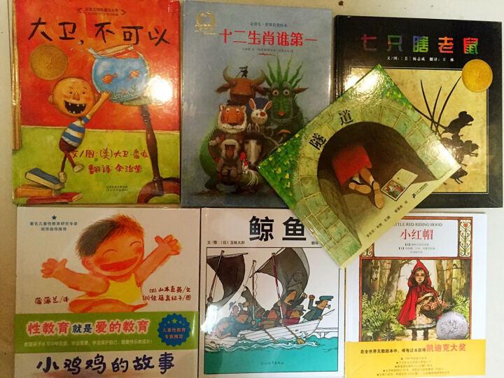 0-6岁专注力情景训练·躲猫猫涂画双语游戏书(套装共4册) 晒单图