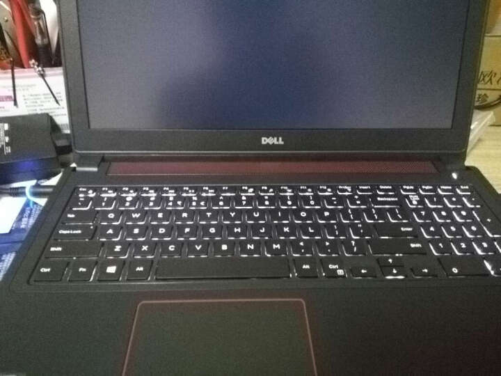 戴尔(DELL) 游匣7000 15.6英寸i7独显7577吃鸡高清手提游戏本笔记本电脑 7577 i7-7700HQ GTX1050Ti红 12G 256G固态+1TB机械硬盘 定制版 晒单图