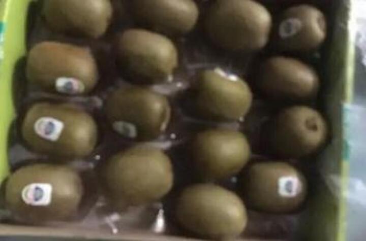 Zespri佳沛 新西兰绿奇异果 36-39个原箱装 经典36-39果 晒单图