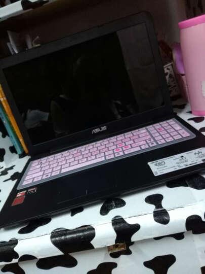 华硕(ASUS) 超薄笔记本电脑轻薄便携A555BP9410固态独显手提办公电脑 15.6英寸 黑色 独显2G A9-9410 4G内存+120G固态+500G硬盘定制 晒单图