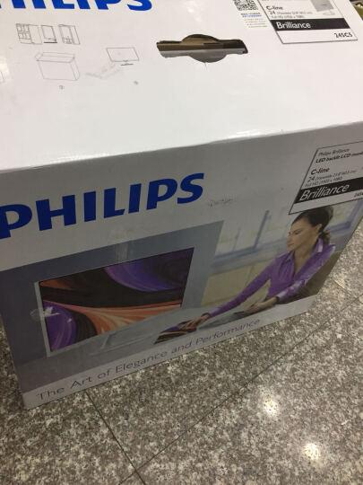 飞利浦(PHILIPS)23.8英寸 二代细窄边 AH-IPS硬屏(HDMI版)多模式切换 电脑液晶显示器245C5QHSW 晒单图
