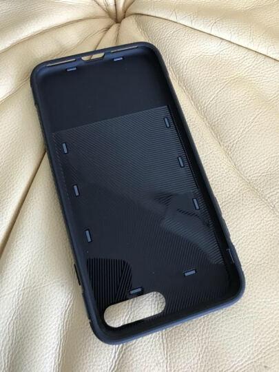 优内特 苹果7手机壳iPhone7 plus保护套苹果8硅胶防摔男女款8P全包软壳指环支架 4.7寸--苹果7/8高贵红 晒单图