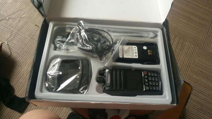 海歌达(Hgdera) TD-360全国对讲机天翼电信插卡双模手台民用5000公里户外自驾游物流车队 智能版双模(公网+模拟)送耳机 晒单图