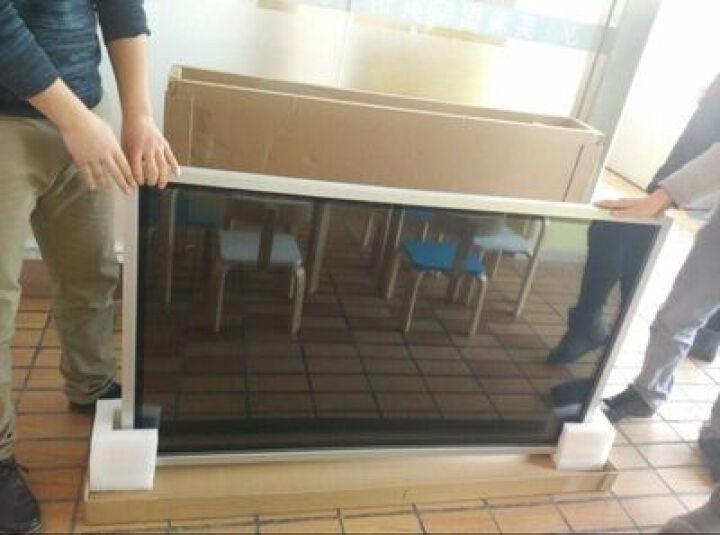 森克 多媒体教学一体机 壁挂式幼儿园电子白板 触摸屏视频会议平板电视电脑触控查询机 标配J1900/4G/64G固态 27英寸 晒单图
