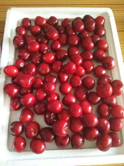 同城果鲜  美国大樱桃新鲜水果/车厘子 26-29mm 1kg装 晒单图