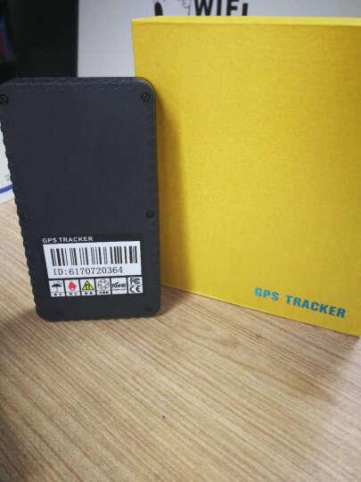 力犬 gps定位器微型汽车跟踪器强磁免安装追踪器 车载防盗器 车辆GPS定位仪 强磁免安装+远程听音+终身平台~自配卡 晒单图