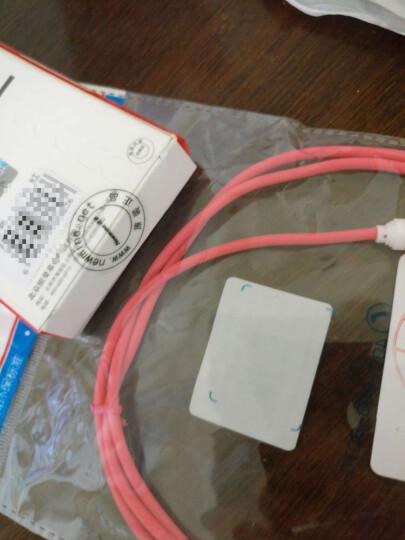 胜为(shengwei) AC-2010C 3.5mm立体声音频延长线 公对母耳机延长线 1米 宝石红 手机车载AUX连接线 晒单图