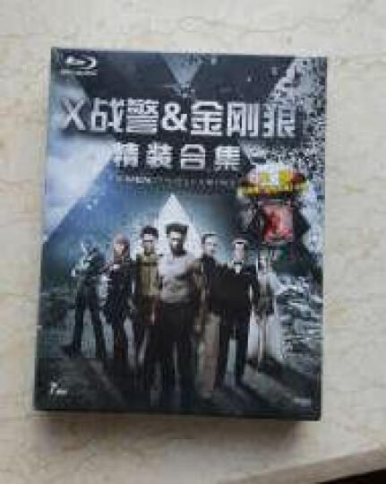 蝙蝠侠:黑暗骑士三部曲(蓝光碟 3BD50) 晒单图