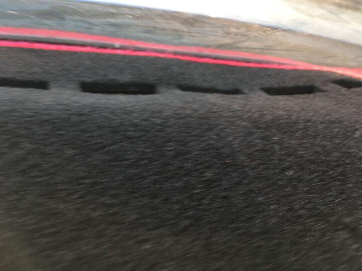 佳卡诺 汽车避光垫中控台仪表盘遮光垫遮阳挡防晒垫防滑垫大众福特奥迪本田专用车内饰品装饰用品 奥迪A1 A3 A4L A6L Q3 Q5 全包边仿水貂毛蓝色【硅胶底】 晒单图