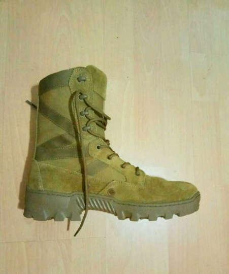 MAGNUM 马格南 SpartanXTB斯巴达高帮沙漠战术作战靴 户外鞋靴 泥色 42 晒单图