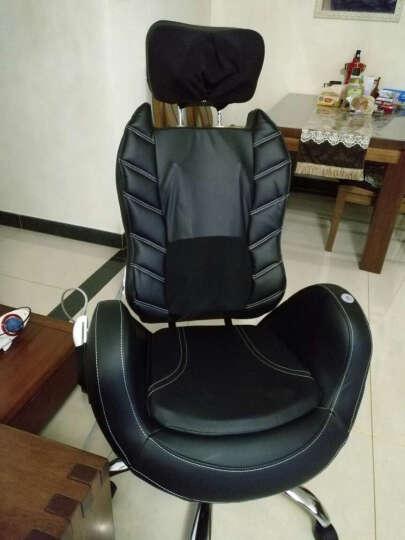凯仕乐(国际品牌)颈部腰部背部按摩靠垫 颈椎按摩器 多功能休闲沙发 KSR-S91S塑形椅 晒单图