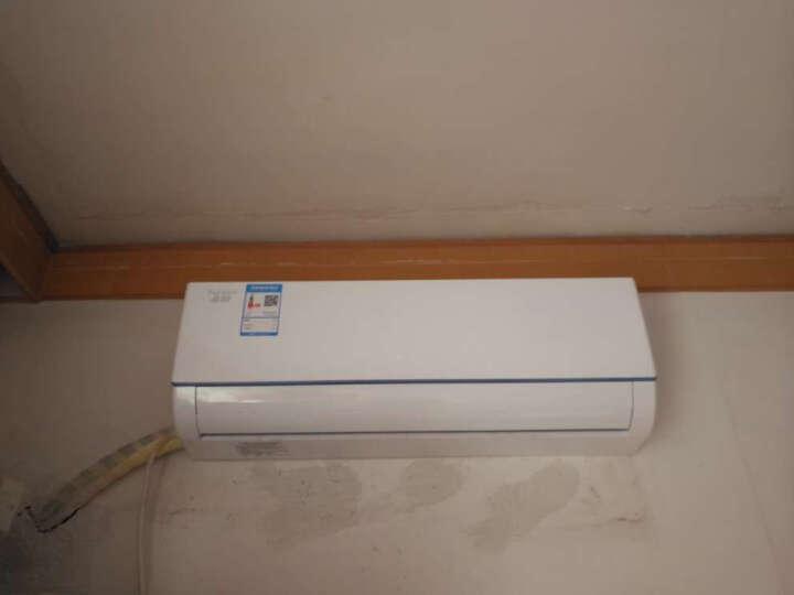 格力(GREE)品圆正1.5匹 定速 冷暖 分体式 智能睡眠 壁挂式卧室空调挂机KFR-35GW/(35592)NhDa-3 晒单图