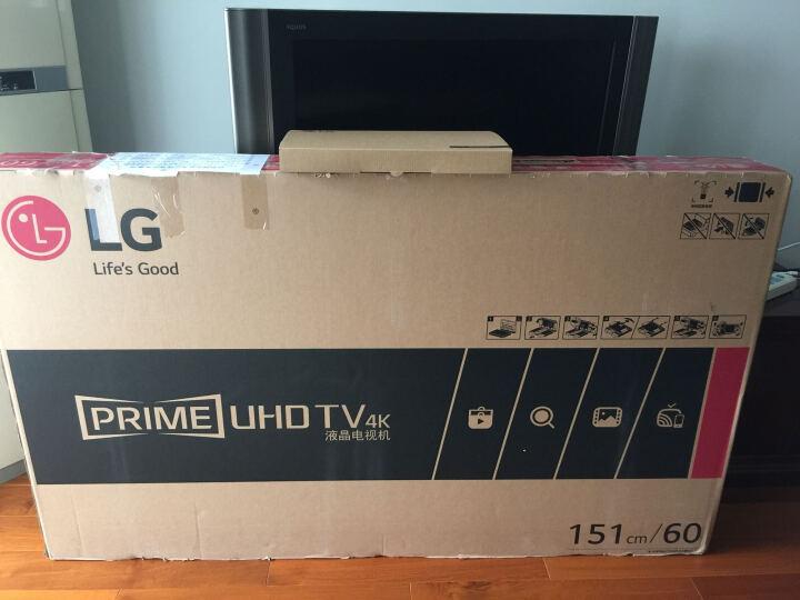 LG 60UH8500-CA 60英寸IPS硬屏4K超清3D网络智能电视 晒单图