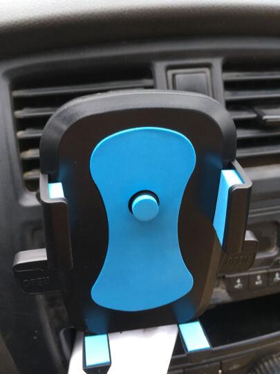 朗客 多功能手机支架磁吸夹式适用于车载出风口/书桌(2件套)通用3.5-6.5英寸手机或导航设备 晒单图