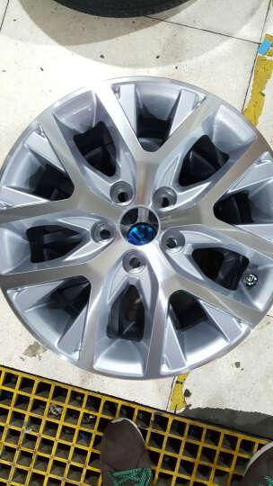 泰龙(TL) 轮毂18英寸 5829银亮 适配大众途观速腾高尔夫改装款铝合金轮毂【厂商直送】 晒单图
