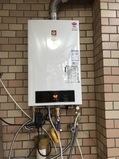 樱花(SAKURA) 12升宽屏智能精控恒温天燃气热水器JSQ24-D(808-12A) 晒单图
