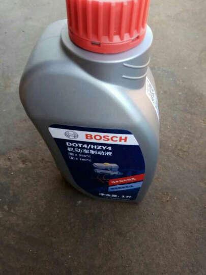 博世(BOSCH)DOT5.1Super 刹车油/制动液 塑料装 通用标准型(干沸点260℃/湿沸点180℃)意大利原装进口一升装 晒单图
