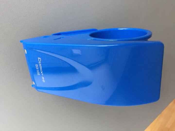 齐心(Comix)封箱器打包器胶带底座 适用于胶带宽度48mm内胶带切割机 快递物流打包 办公用品 颜色随机B3105 晒单图