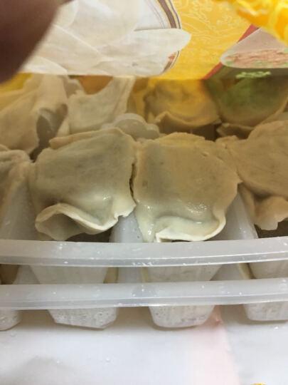 海霸王 甲天下黑珍猪水饺 猪肉韭菜口味 1.2kg (60个) 晒单图