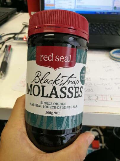 Red Seal 红印黑糖 缓解大姨妈补铁澳洲红糖500g可配姜茶 晒单图