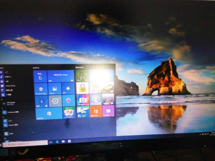 宏碁(Acer) 商祺SQX4650 340N 台式商用电脑主机(G4560 4G 1T 集显 win10 Wifi 键鼠 三年上门) 晒单图