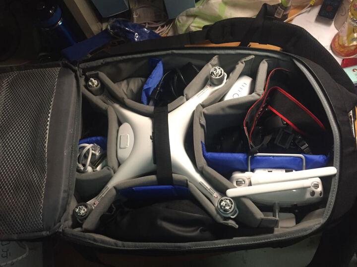 百诺(benro) 大疆精灵3/4背包 零度航拍飞行器通用 多功能无人机包双肩包 Hiker Drone 350N 晒单图