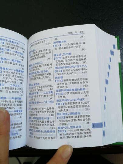 小而全系列:歇后语谚语俗语惯用语词典(第2版) 晒单图