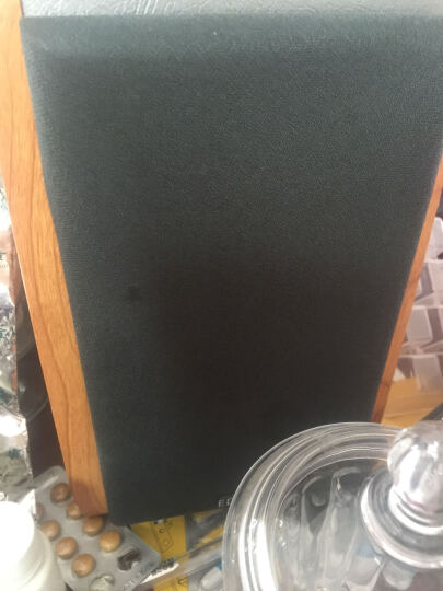 漫步者(EDIFIER) R201T12 2.1声道 多媒体音箱 黑色 晒单图