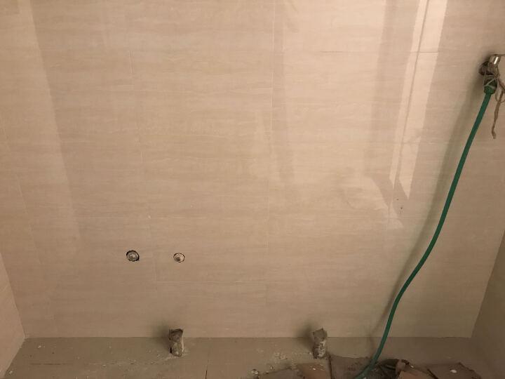 箭牌瓷砖(ARROW) 箭牌瓷砖 卫生间墙砖地砖厨房防滑地板砖 瓷片云海AW45732R 腰线70*450 AW732RY1 规格300*450 晒单图