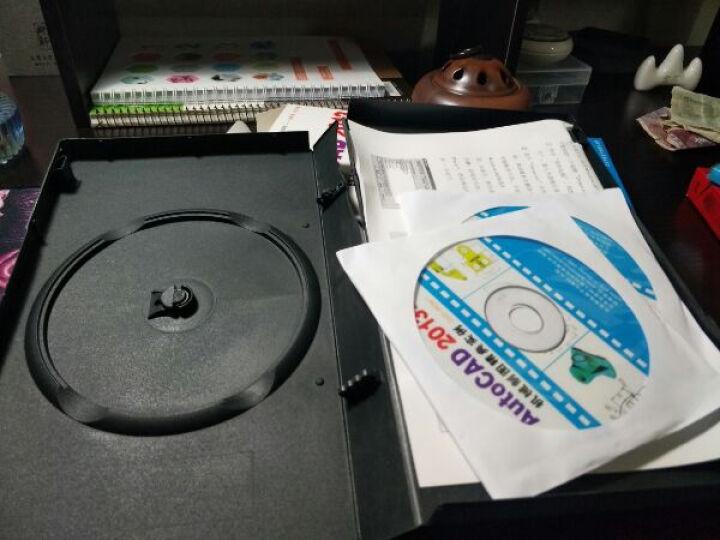 AutoCAD 2013机械制图精典实例(中文版)(2DVD-ROM+使用说明) 晒单图