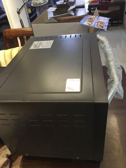 山崎(sanki)SK-S028C 蒸汽电蒸箱 蒸烤箱家用 多功能一体机家用电器电蒸炉28升 SK-SO35 晒单图
