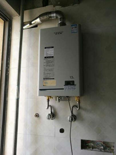 史密斯(A.O.SMITH)13升宽频恒温 精钢特护 燃气热水器 (天然气) JSQ26-D1 晒单图
