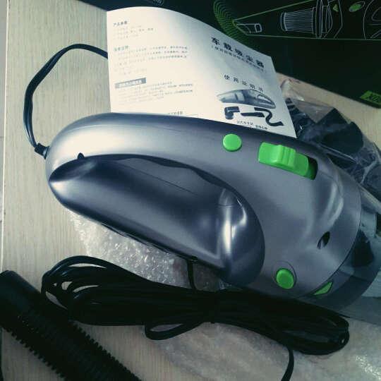 【130W强吸力可照明】福鹿 车载吸尘器大功率 车用干湿两用手持式吸尘器长电线 强吸力130W带照明二合一 晒单图