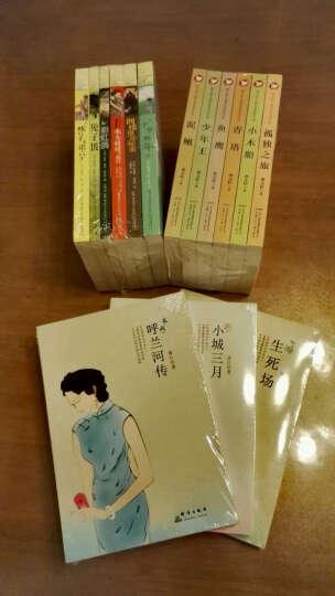 萧红经典全集:呼兰河传+生死场+小城三月(套装全3册) 晒单图